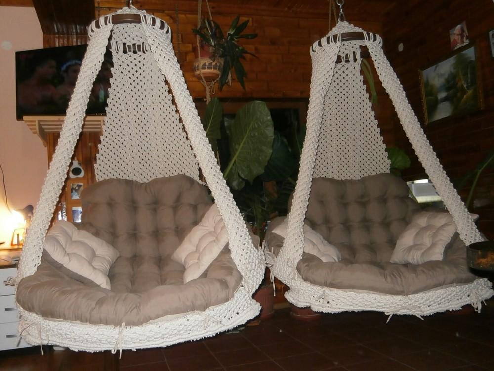 СЕТ ВИСЯЩИ КРЕСЛА: COTTO ROYAL - Висящи кресла