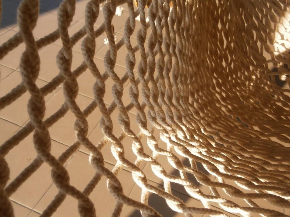 ВИСЯЩ СТОЛ ХАМАК: COTTON LUX - Висящи столове тип хамак